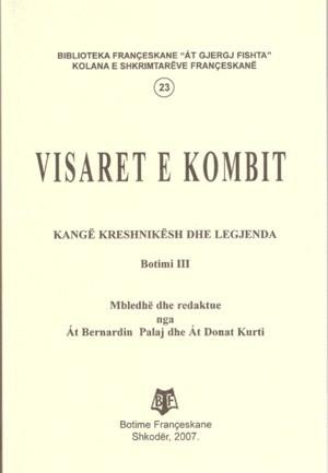 Visaret e Kombit, vëll. III