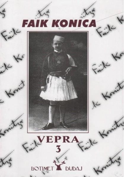 Faik Konica - Vepra 3