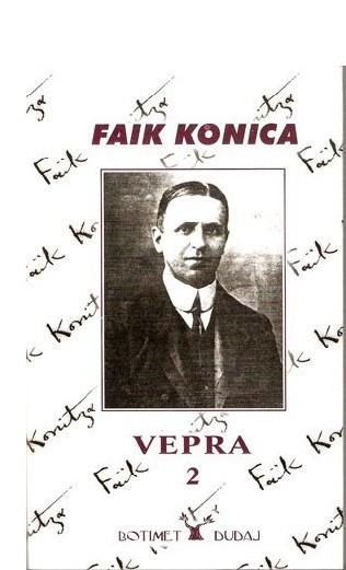 Faik Konica - Vepra 2