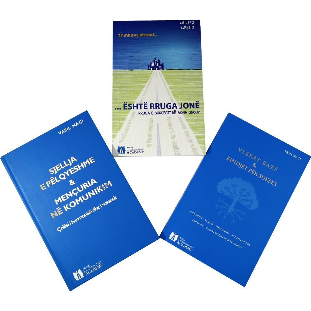 Set 3 libra, - nje model suksesi sipas nje biznesi