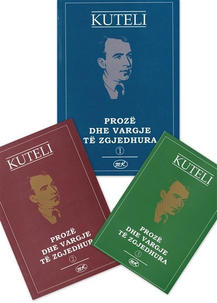 Set, 3 libra, Kuteli ne prozen e shkurter dhe poezi