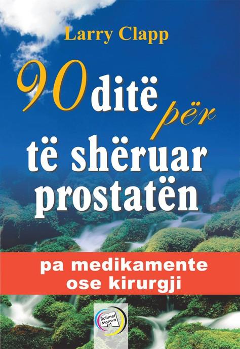 90 dite per te sheruar prostaten