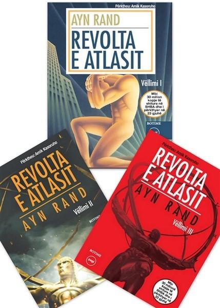 Set 3 libra, Revolta e Atlasit