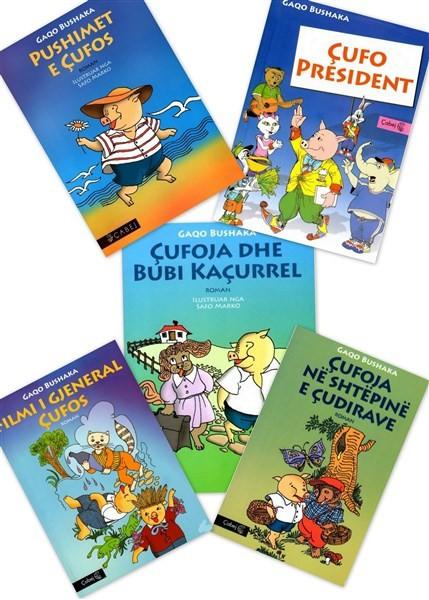 Seti 5 libra, - rritu me aventurat e Çufos!