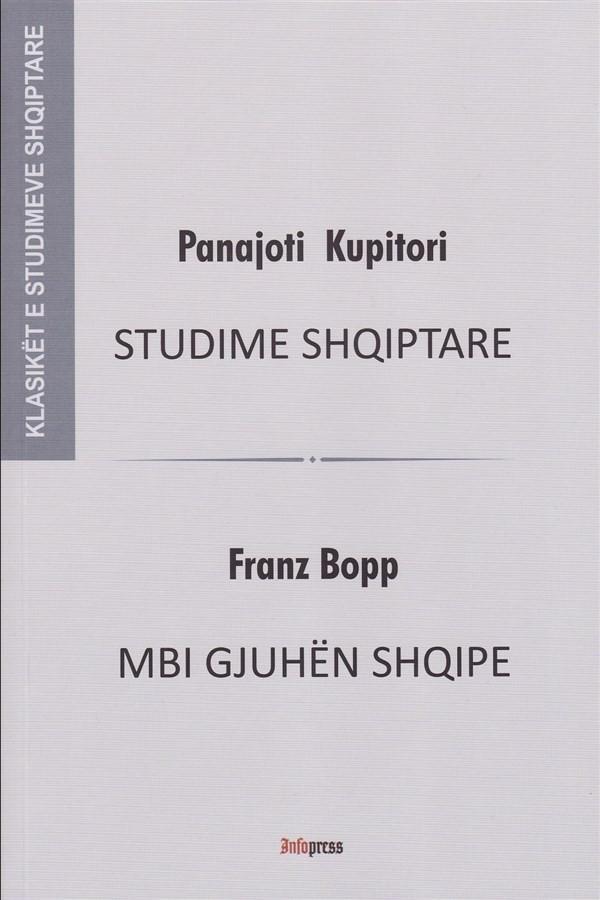 Studime shqiptare, Mbi gjuhën shqipe