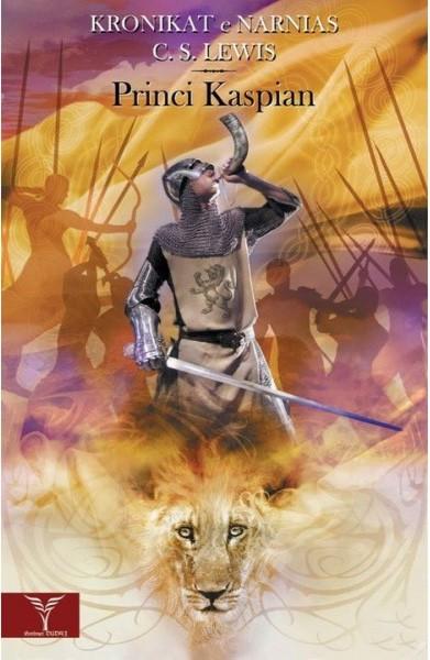 Kronikat e Narnias - Princi Kaspian vëll. II