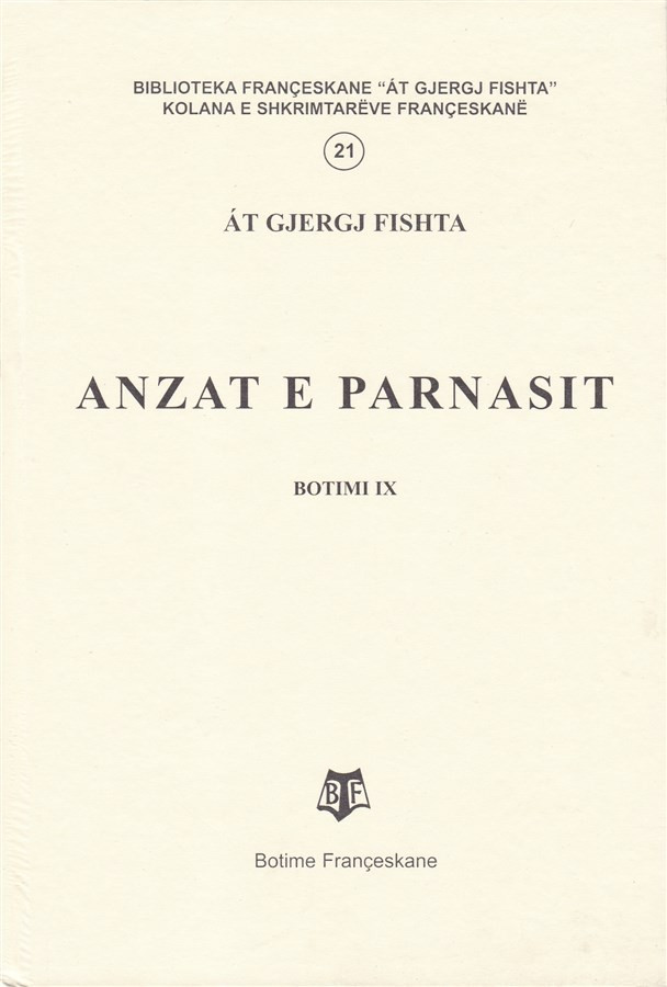 Anzat e Parnasit