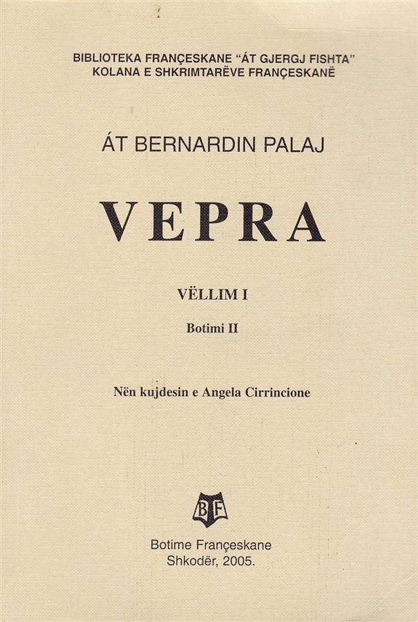 Vepra (Poezi), vell. I