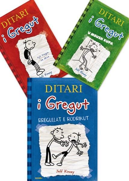 Set, 3 libra, sekretet e ditarit të Gregut