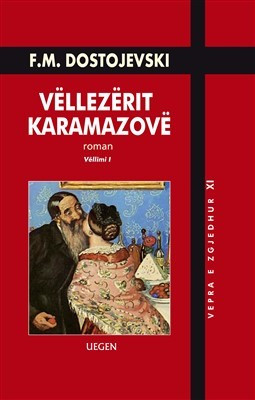 Vellezerit Karamazove 1 (HC)