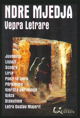 Ndre Mjeda - Vepra letrare