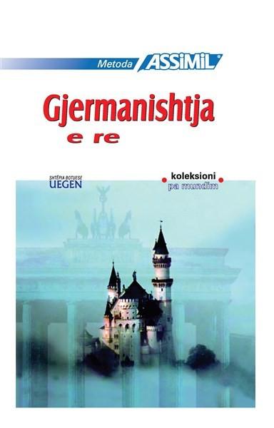 Gjermanishtja e re pa mundim me CD, Assimil