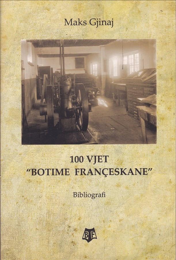 100 vjet botime Françeskane