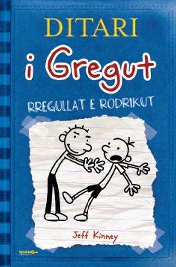 Ditari i Gregut –f- vëll.1