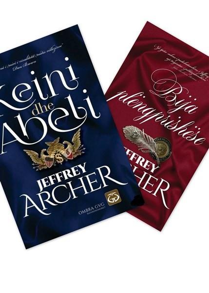 Set, 2 libra, bëje pjesë të leximeve sagën e Jeffrey Archer