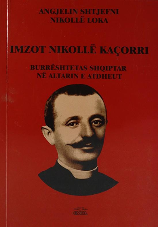 Imzot Nikoll Kaçorri