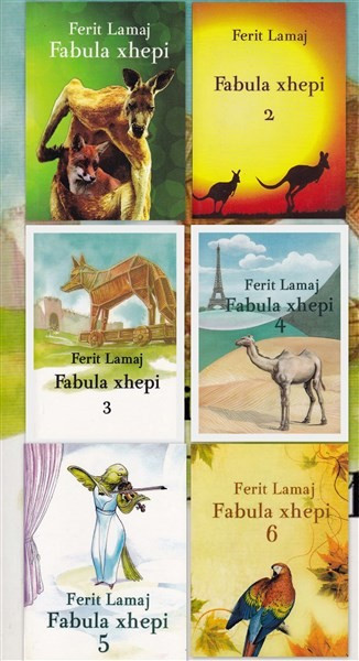 Set 6 libra - Merre humorin kudo pas vetes