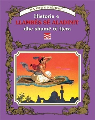 Historia e llambes se Aladinit - p