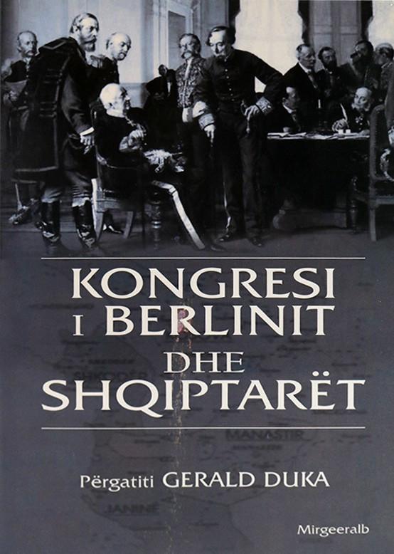 Kongresi i Berlinit dhe shqiptarët