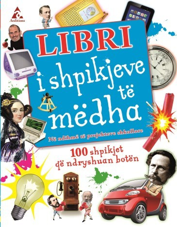 Libri I shpikjeve te medha