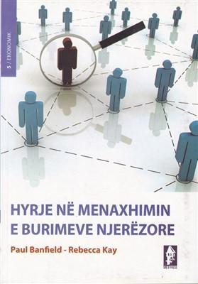 Hyrje ne menaxhimin e burimeve njerezore