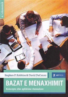 Bazat e menaxhimit, Koncepte dhe aplikime themelore