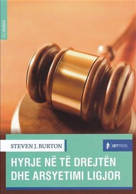 Hyrja në të drejtën dhe arsyetimi ligjor