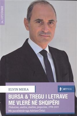 Bursa dhe tregu I letrave me vlerë në Shqipëri