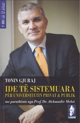 Ide të sistemuara për universitetin privat dhe publik