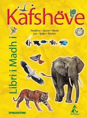 Libri i madh i kafsheve