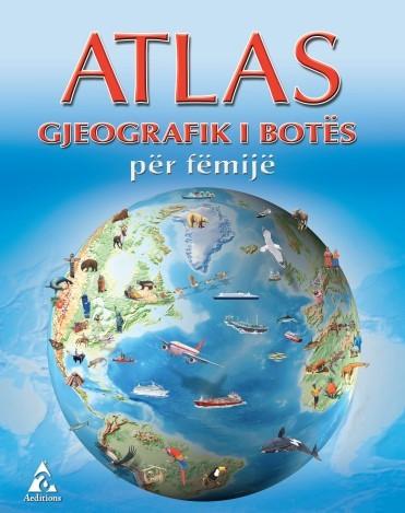 Atlas gjeografik i botes