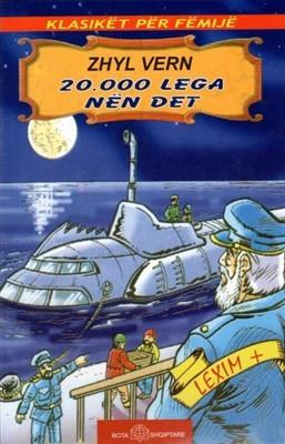 20000 lega nën det