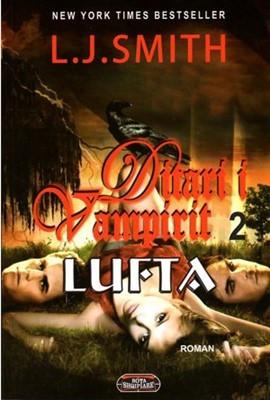 Ditari i Vampirit: Lufta, libri i dytë