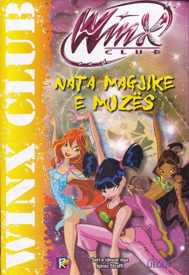 Winx- Nata magjike e muzes