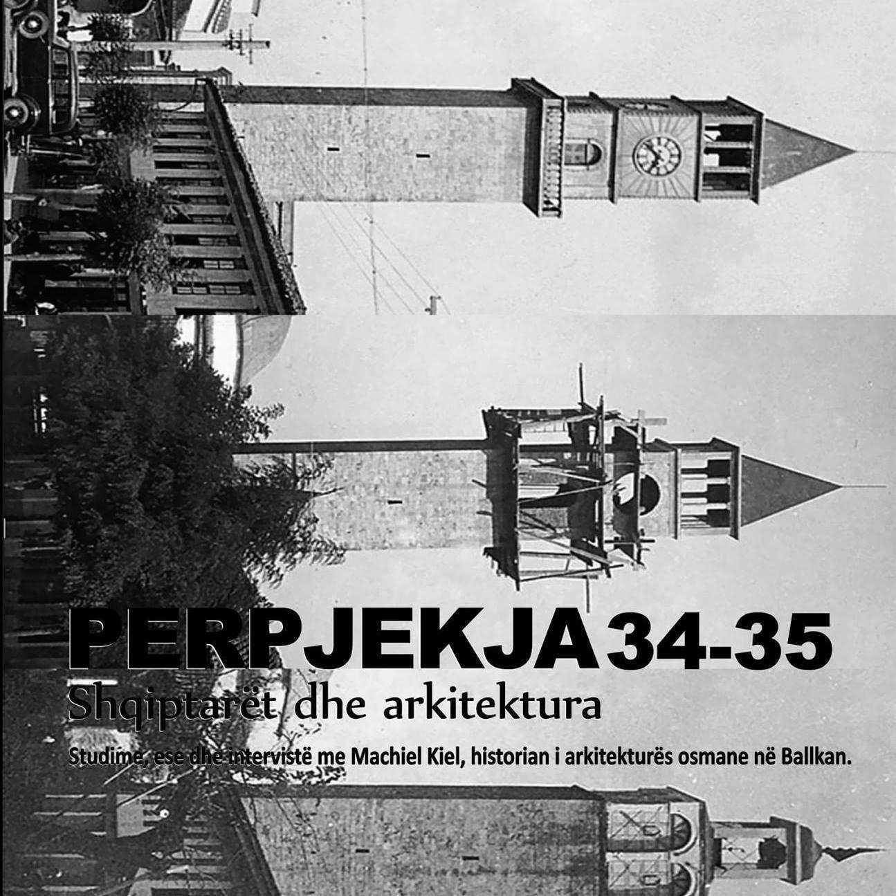 Përpjekja 34-35 Shqiptarët dhe arkitektura
