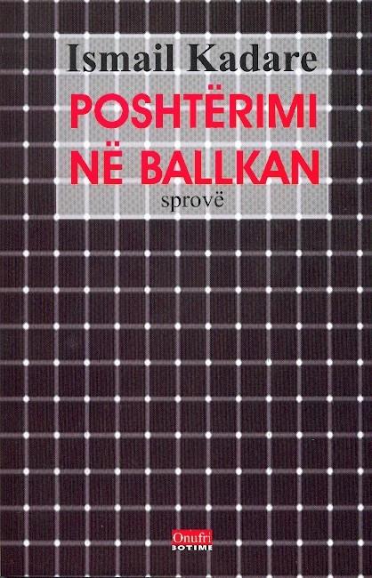 Poshterimi ne Ballkan