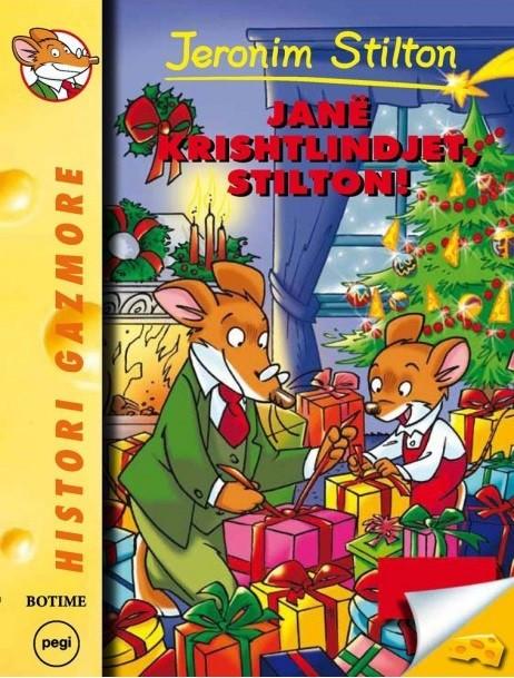 Janë Krishtlindjet, Stilton!