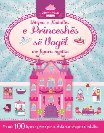 Shtepia e kukulles e Princeshes se vogel