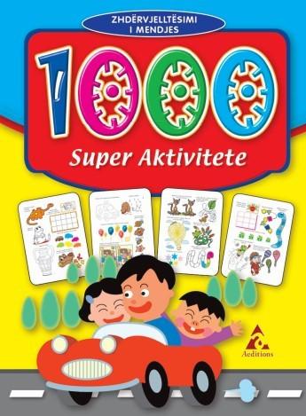Zhdërvjelltësoni mendjen me 1000 Aktivitete
