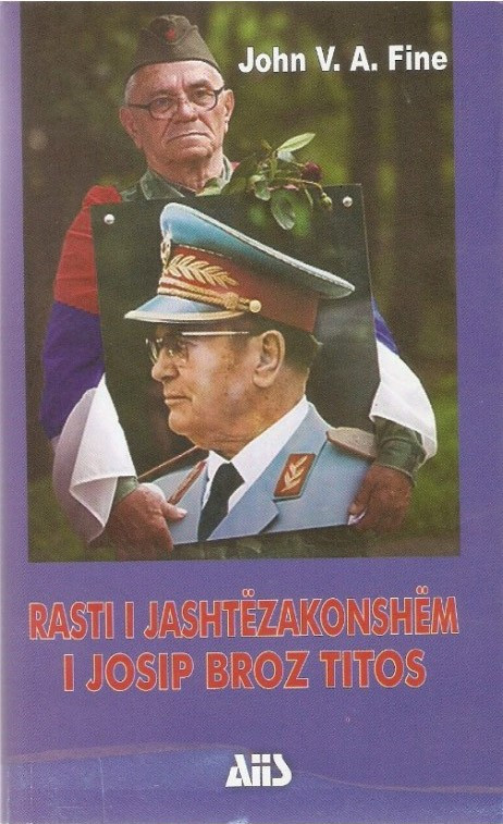 Rasti i jashtezakonshem i Josip Broz Titos