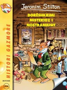 Dorëshkrimi misterioz i Nostramiusit - Stilton 1