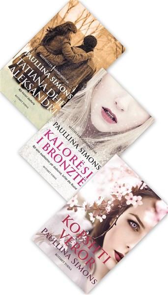 Set 3 libra, Triologja e historise se ciftit Tatiana dhe Aleksandri