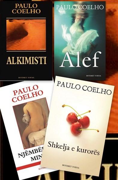 Pako dhurate me librat e Coelhos