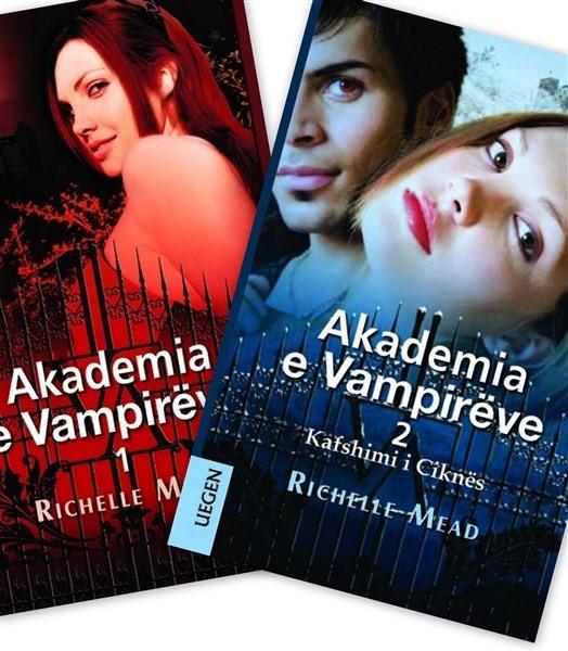 Set 2 libra, Akademia e vampireve, perzgjedhja e adoleshenteve