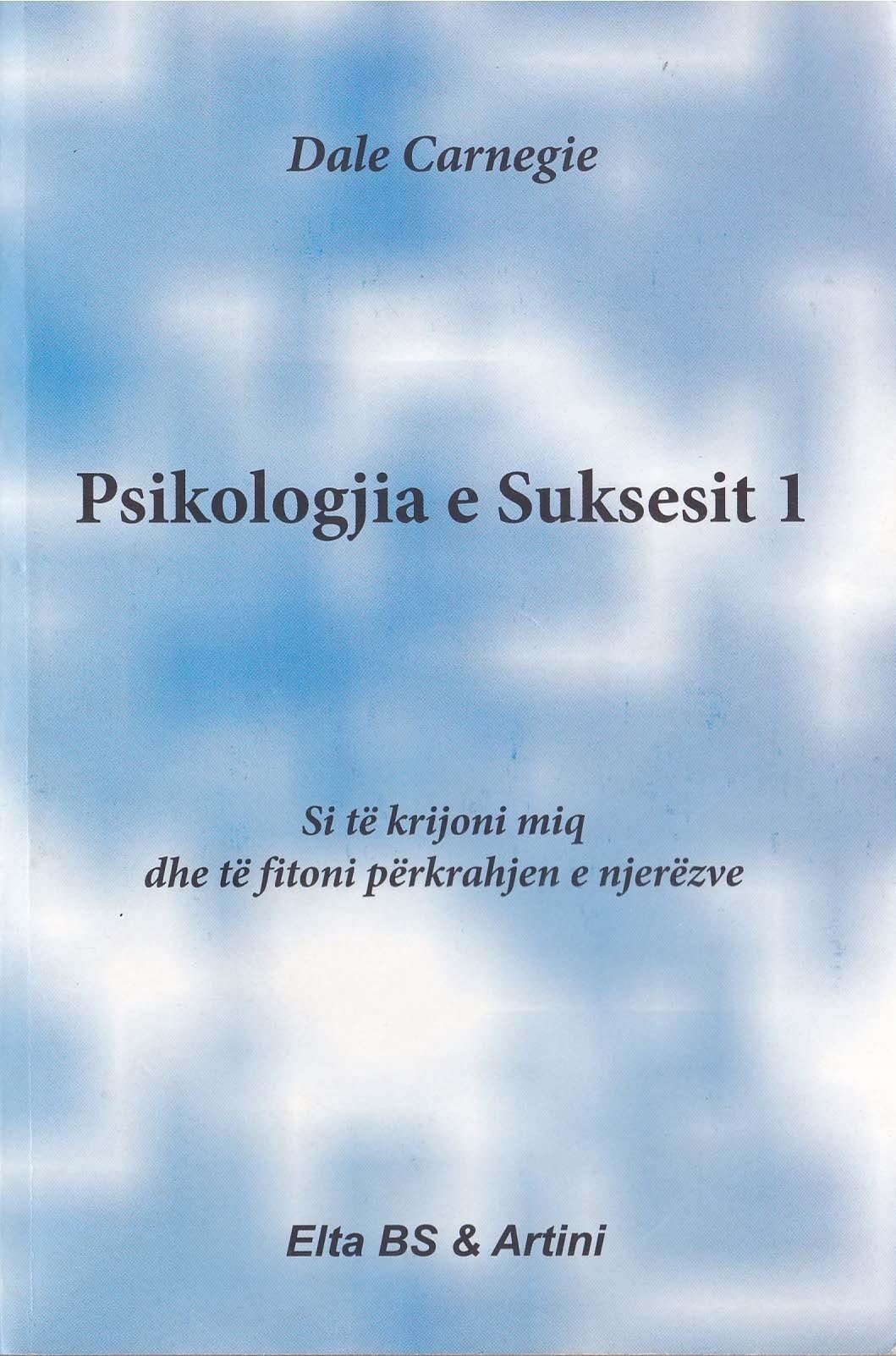 Psikologjia e Suksesit 1