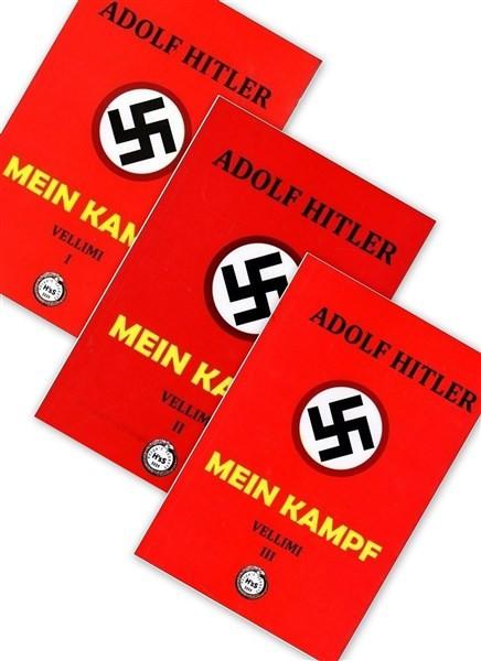 Adolf Hitleri: Lufta ime, me 3 vëllime