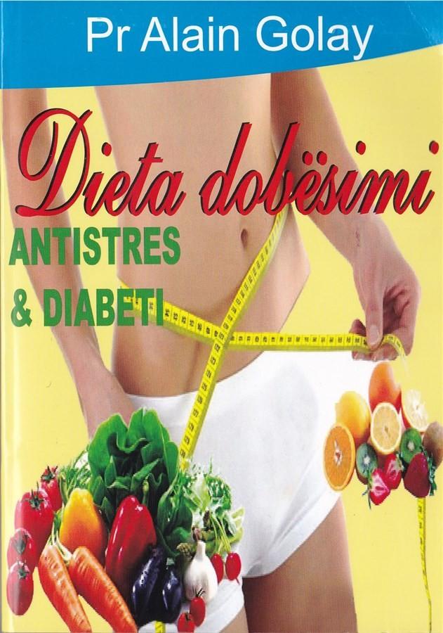 Dieta dobesimi, antistres dhe diabeti