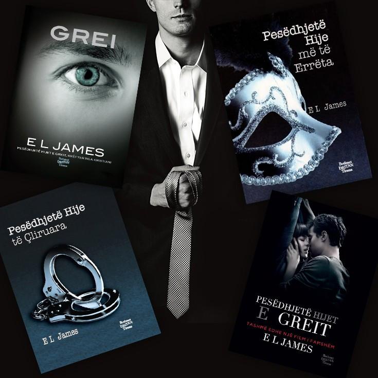 Set 4 libra, pasioni i çmendur i Greit