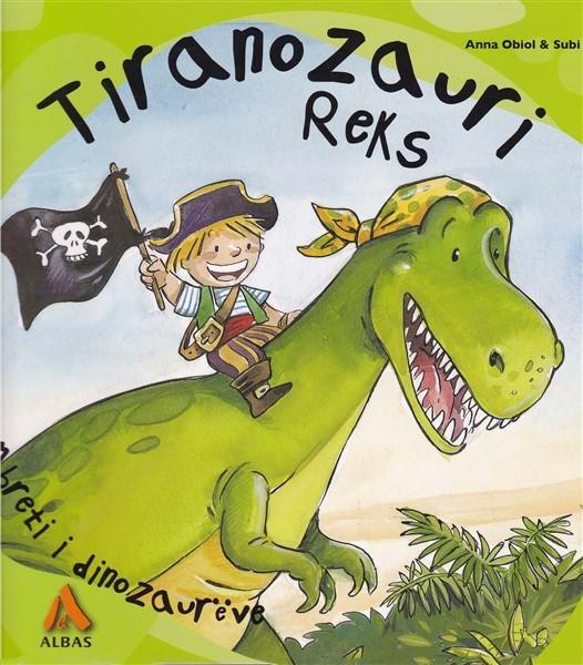 Tiranozauri Reks - mbreti i dinozaureve