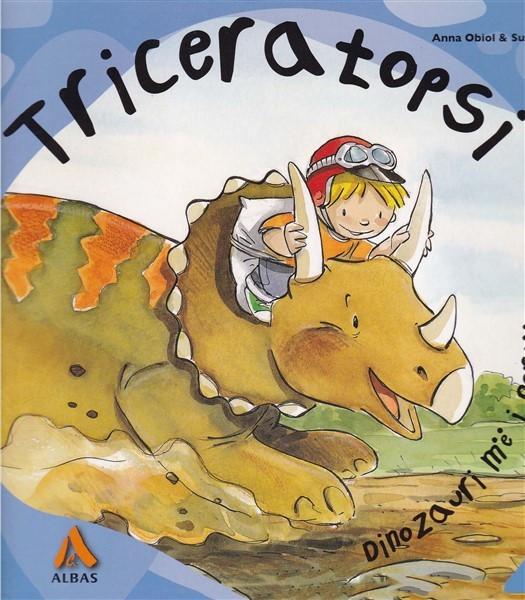 Triceratopsi - dinozauri më i fortë